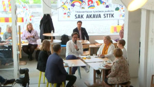 Yhdenvertaisuus työelämässä -keskustelu 8.9.2020