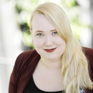 Roosa Huttunen, 2. varapuheenjotaja