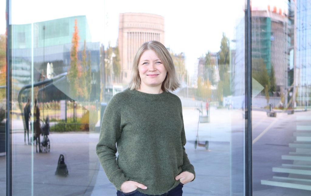 Sari Niemi on Pohjola Vakuutuksen lahjoittaman tutkimusstipendin saaja vuonna 2021.